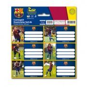 1 csomag Barcelona etikett