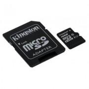 MicroSD-kaart 16 GB class 10-UHSI met adapter