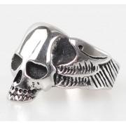 Skull gyűrű - R133
