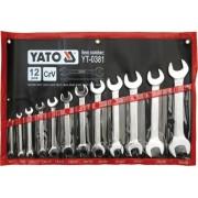 Yato Villáskulcs készlet 12 részes (YT-0381)