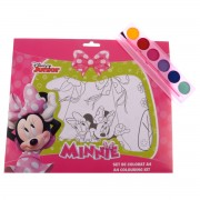 Kit de colorat Minnie Mouse