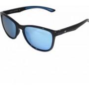 TOMMY HILFIGER Wayfarer Sunglasses(Blue)