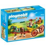 Playmobil Country, Trasura cu cal