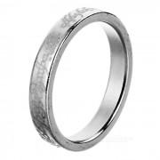 Mini anillo magnetico magico - plata