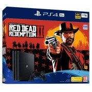 Rockstar Games PS4 Pro 1TB + Red Dead Redemption II