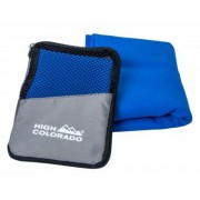 HIGH COLORADO - uterák TRAVEL TOWEL blue Velikost: S