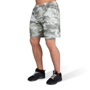 Gorilla Wear Kansas Shorts - Legergroen - XL