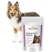 PepperChilli Skin & Coat Snack -20%: Kolagen a zinek pro dokonalou srst a kůži vašeho mazlíčka!