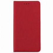 Husa Smart Book Huawei P8 Lite Flip Rosu