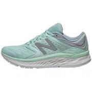 New Balance Women's 1080v8 Fresh Foam Running Shoe, Light Green, 5 M US
