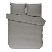 Essenza Obrázkové povlečení, bavlněné povlečení na postel, povlečení na dvojlůžko, barva taupe, zvířecí vzor, Essenza, 200 x 220 cm - 200x220+2/60x70