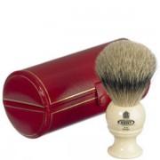 Kent Brushes Kent Bk2 Traditional Pure Grey Badger Shaving Brush - Medium