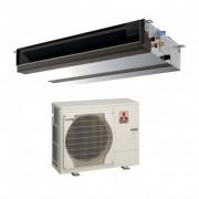 Duct Mitubishi Electric 21000 BTU inverter PEAD-RP60JAQ + PUHZ-ZRP60VKA