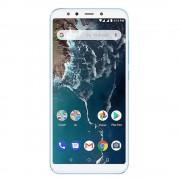 [HK Stock] Xiaomi Mi A2 6GB+128GB Global Official Version AI Dual Back Cameras Fingerprint Identification 5.99 inch Qualcomm Snapdragon 660 Octa Core up to 2.2GHz Network: 4G VoLTE Dual SIM(Blue)