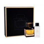 Burberry My Burberry Black set cadou Parfum 50 ml + Lapte de corp 75 ml pentru femei