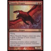 Magic: the Gathering - Thunder Dragon - From the Vault: Dragons - Foil