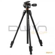 Trepied Foto VANGUARD ESPOD CX 203AP, 3 sectiuni, inaltime maxima coloana ridicata: 155,5 cm, inalti