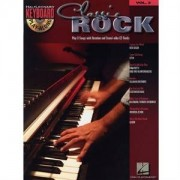 Keyboard Play-Along Vol. 3 Classic rock hits