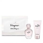 Ferragamo Salvatore Ferragamo Amo Set (Eau De Parfum 50 Ml + Body Lotion 100 Ml) (8052086374027)