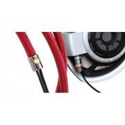Atlas Cables Zeno 1:2 4 pin XLR till 2 x 2.5mm Röd