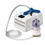Air Liquide Medical Sistema di doccia nasale con compressore e ampolla - Rinoflow