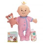 Manhattan Toy Wee Baby Stella (avec Accessoires Aimantés)