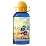 Sticla termos cu picurator Mickey Mouse