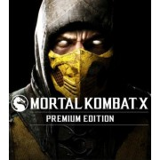 MORTAL KOMBAT X - PREMIUM EDITION - STEAM - PC - WORLDWIDE