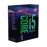 Procesador Intel Core I5 8600K 3.6 GHz Six Core 9 MB Socket 1151-v2-Gris