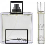 Loewe Profumi da uomo Solo Esencial Set regalo Eau de Toilette Spray 100 ml + Eau de Parfum Spray 20 ml 1 Stk.