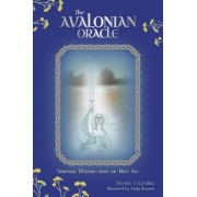 The Avalonian Oracle: Spiritual Wisdom from the Holy Isle, Hardcover