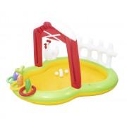 Centru de joaca cu apa Micul Fermier, 175 cm