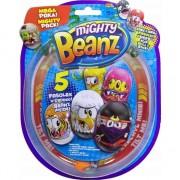 Figurine Bean Mighty Beanz - 5-ambalaj blister