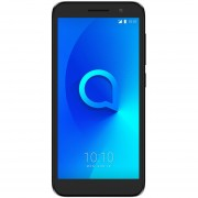 "CELULAR ALCATEL 1 (5033A) NEGRO 5"" 8GB 1GB CAM. 8MP/5MP C/FLASH"