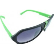 Polo House USA Retro Square Sunglasses(Blue)