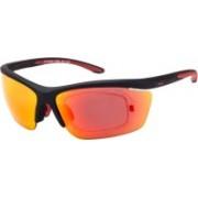 INVU Rectangular Sunglasses(Red, Orange)