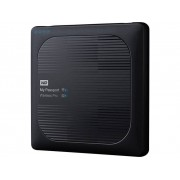 Western Digital WiFi-hårddisk Western Digital My Passport™ Wireless Pro WDBP2P0020BBK-EESN 2 TB Svart