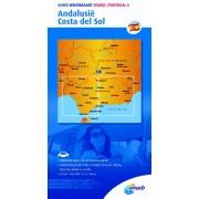 Wegenkaart - landkaart 6 Andalusië, Costa del Sol   ANWB Media