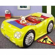 Patut Plastiko Sleep Car Tip 2 galben