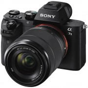 Sony A7 II Aparat Foto Mirrorless 24MP Full Frame Kit cu Obiectiv 28-70 F/3.5-5.6 OSS