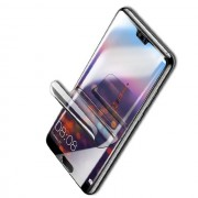 Folie TPU Silicon Huawei P20 Pro Fullcover Fata Clear Ecran Display LCD