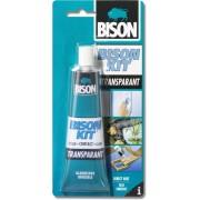 Bison Kit Transparant Contactlijm Tube - 100 ml