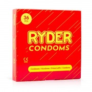 Ryder Préservatifs Ryder - 36 Pcs.