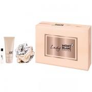 Mont Blanc Lady Emblem Комплект (EDP 75ml + EDP 7.5ml + BL 100ml) за Жени