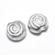 Bile spirala 10*5mm, Argint 925