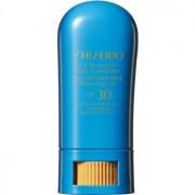 Shiseido Sun Care UV Protective Stick Foundation Protectie impermeabila la apa machiaj stick SPF 30 Ochre 9 g