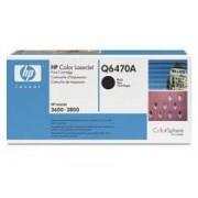 HP Toner HP CLJ 3600/3800 svart