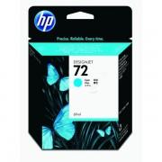 HP Originale DesignJet T 1100 44 Inch Cartuccia stampante (72 / C 9398 A) ciano, Contenuto: 69 ml