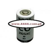 Bateria LO26SX G20/11 Saft 3.0V 7750mAh D 34.2x59.3mm