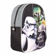 Ghiozdan gradinita 3D Star Wars 2016 31 cm Cerda